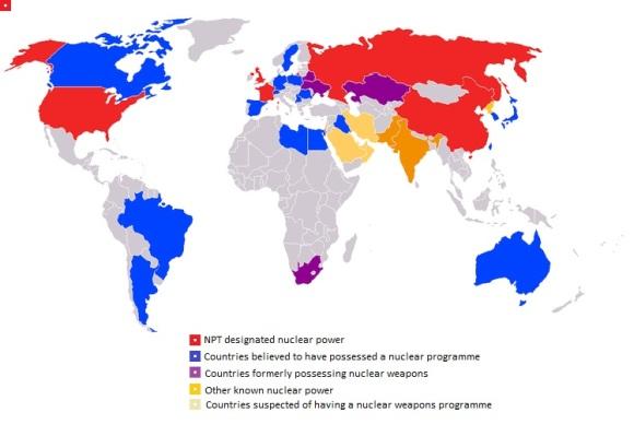 The Nuclear Club